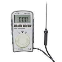 DT-1370 CEM เครื่องวัดอุณหภูมิในน้ำ Contact Thermometer